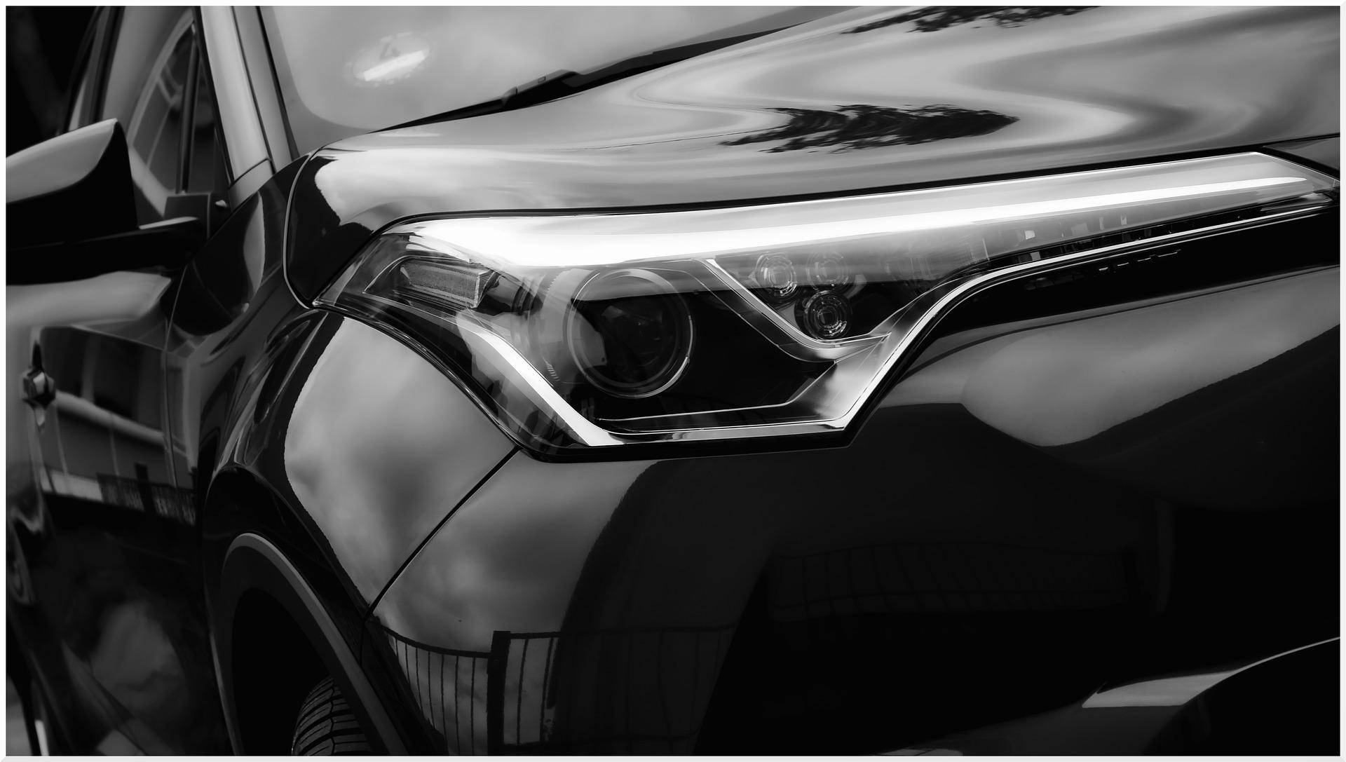 Auto Spotlight Vehicle Technology Design Mirroring
