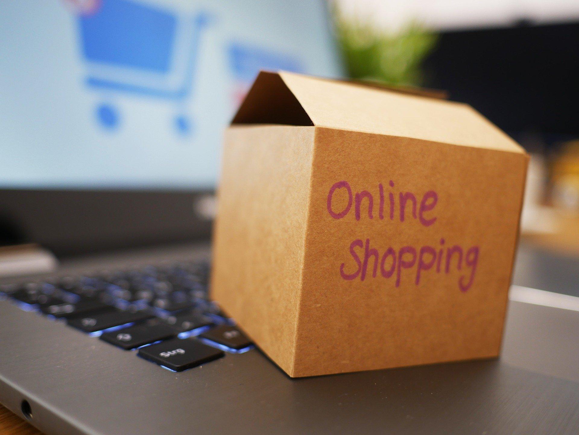 Online Shopping Amazon Shop Shopping E Commerce
